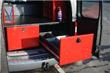 Custom Built Panelvan Conversions