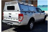 Ford Supercab Canopy with Roofrack